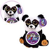 """Мягкая игрушка ABtoys """"Хищники"""" Панда, 20 см"""