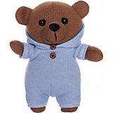 Вязаная игрушка ABtoys Knitted Мишка, 22 см