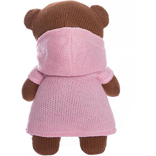 Вязаная игрушка ABtoys Knitted Мишка, 22 см от ABtoys