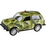 Коллекционная машина Serinity Toys Джип Нива, 1:50