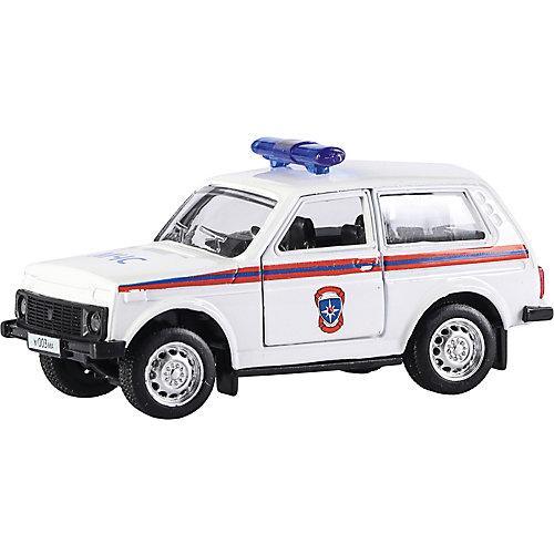 Коллекционная машина Serinity Toys Джип Нива, 1:50 от Serinity Toys