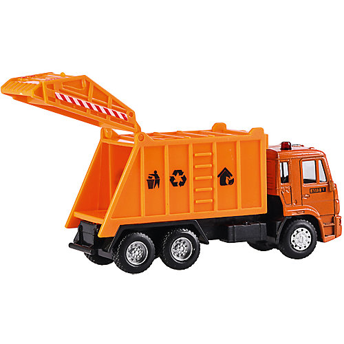 Коллекционная машина Serinity Toys Мусоровоз КАМАЗ, 1:54 от Serinity Toys