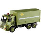 Коллекционная машина Serinity Toys Грузовик КАМАЗ, 1:54
