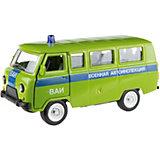 Коллекционная машина Serinity Toys Микроавтобус УАЗ, 1:50