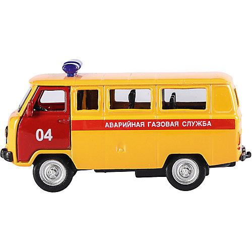 Коллекционная машина Serinity Toys Микроавтобус УАЗ, 1:50 от Serinity Toys