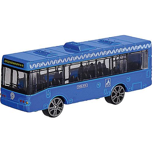 Коллекционная машина Serinity Toys Автобус Икарус, 1:64 от Serinity Toys