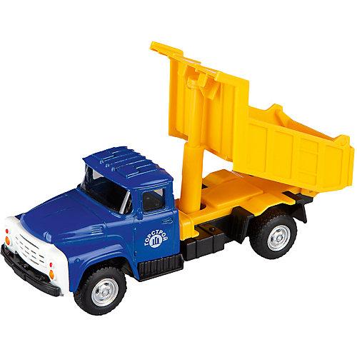 Коллекционная машина Serinity Toys Самосвал ЗИЛ, 1:52 от Serinity Toys