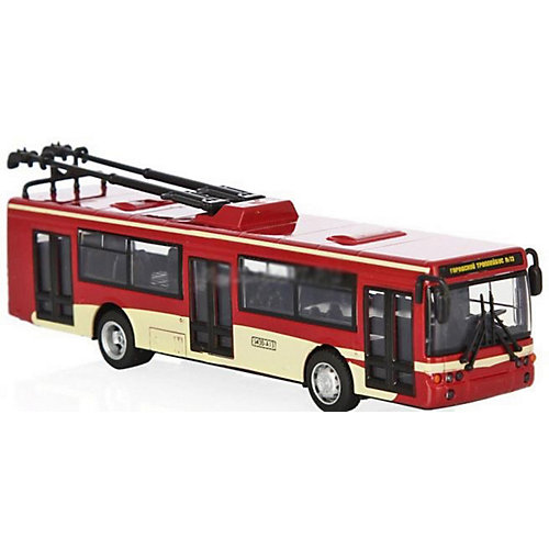 Коллекционная машина Serinity Toys Троллейбус Лиаз, 1:72 от Serinity Toys
