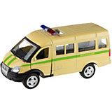 Коллекционная машина Serinity Toys Микроавтобус Газель, 1:50