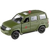 Коллекционная машина Serinity Toys Джип УАЗ Патриот, 1:50