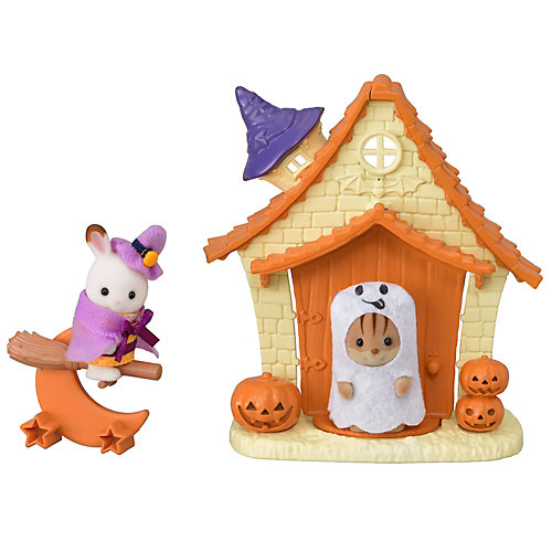 Игровой набор Sylvanian Families Праздник Хэллоуин от Эпоха Чудес