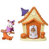 Игровой набор Sylvanian Families Праздник Хэллоуин