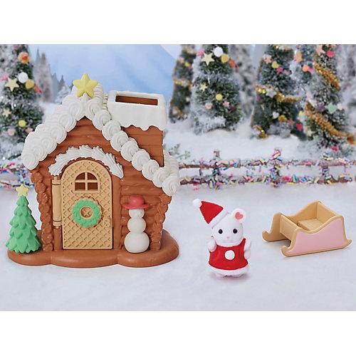 Игровой набор Sylvanian Families Пряничный новогодний домик от Эпоха Чудес