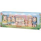 Игровой набор Sylvanian Families Семейное торжество Шоколадных кроликов