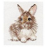 """Набор для вышивания Алиса """"Крольчонок"""" 7х9 см"""
