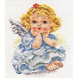 """Набор для вышивания Алиса """"Ангелок мечты"""" 11х14 см"""
