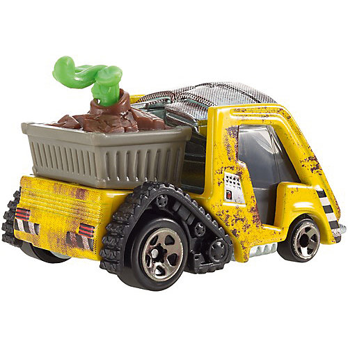 Премиальная машинка Hot Wheels Персонажи Disney Валл-И от Mattel