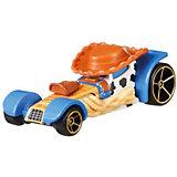 Премиальная машинка Hot Wheels Персонажи Disney Ковбой Вуди