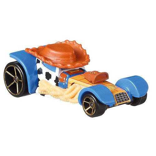 Премиальная машинка Hot Wheels Персонажи Disney Ковбой Вуди от Mattel