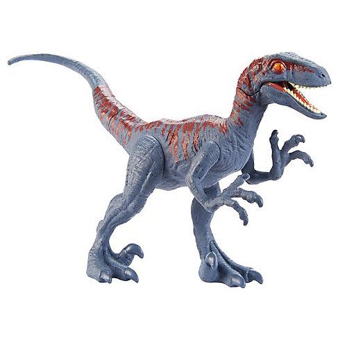 "Фигурка динозавра Jurassic World ""Атакующая стая"" Велоцираптор от Mattel"