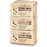 Мыло для умывания Серное 90 г, 6 шт
