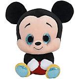"""Мягкая игрушка Nicotoy """"Микки Маус блестящая коллекция, 40 см"""