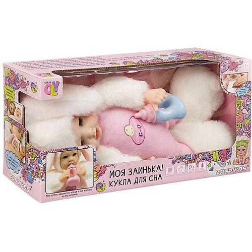"Кукла-пупс Bondibon Oly ""Моя заинька"" озвученная, 41 см от Bondibon"