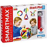 Магнитный конструктор Bondibon SmartMax Start Plus, 30 деталей