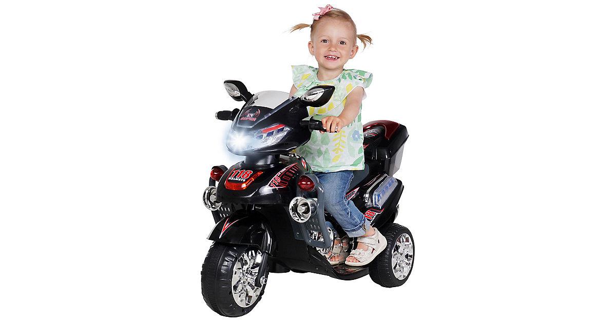 Kinder Elektromotorrad C031 schwarz