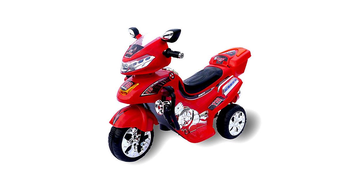 Kinder Elektromotorrad C031 rot