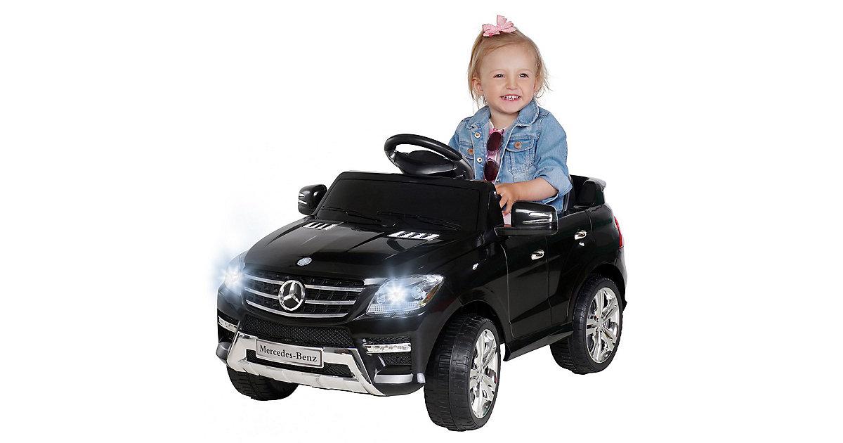 Kinder Elektroauto Mercedes-Benz ML350 Lizenziert schwarz