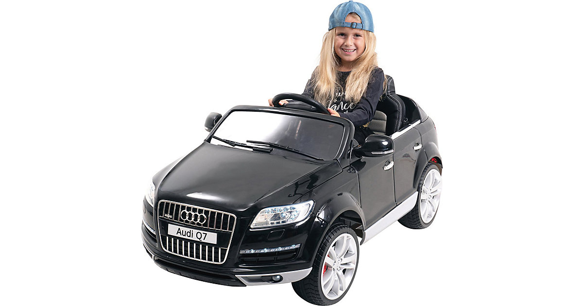 Kinder Elektroauto Audi Q7 4L Lizenziert weiß