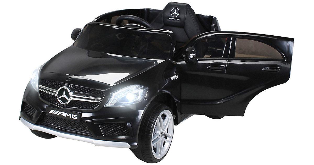 Kinder Elektroauto Mercedes AMG A45 Lizenziert schwarz