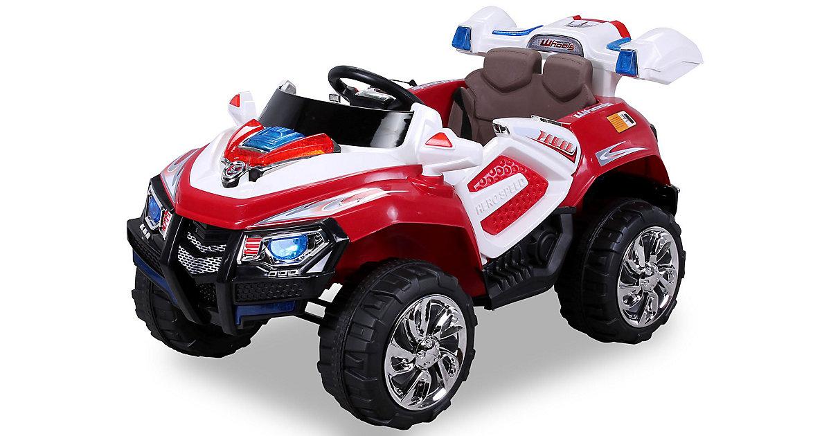 Kinder Elektroauto Jeep 8188 rot