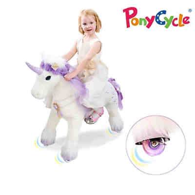 Kinder Reittiere  Fairytale Einhorn small