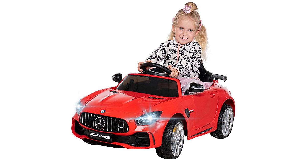 Kinder Elektroauto Mercedes AMG GT-R Lizenziert rot