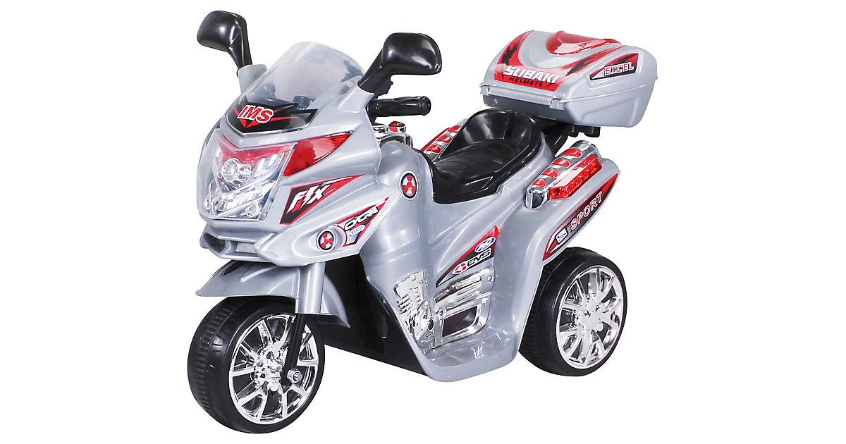 Kinder Elektromotorrad C051 rot