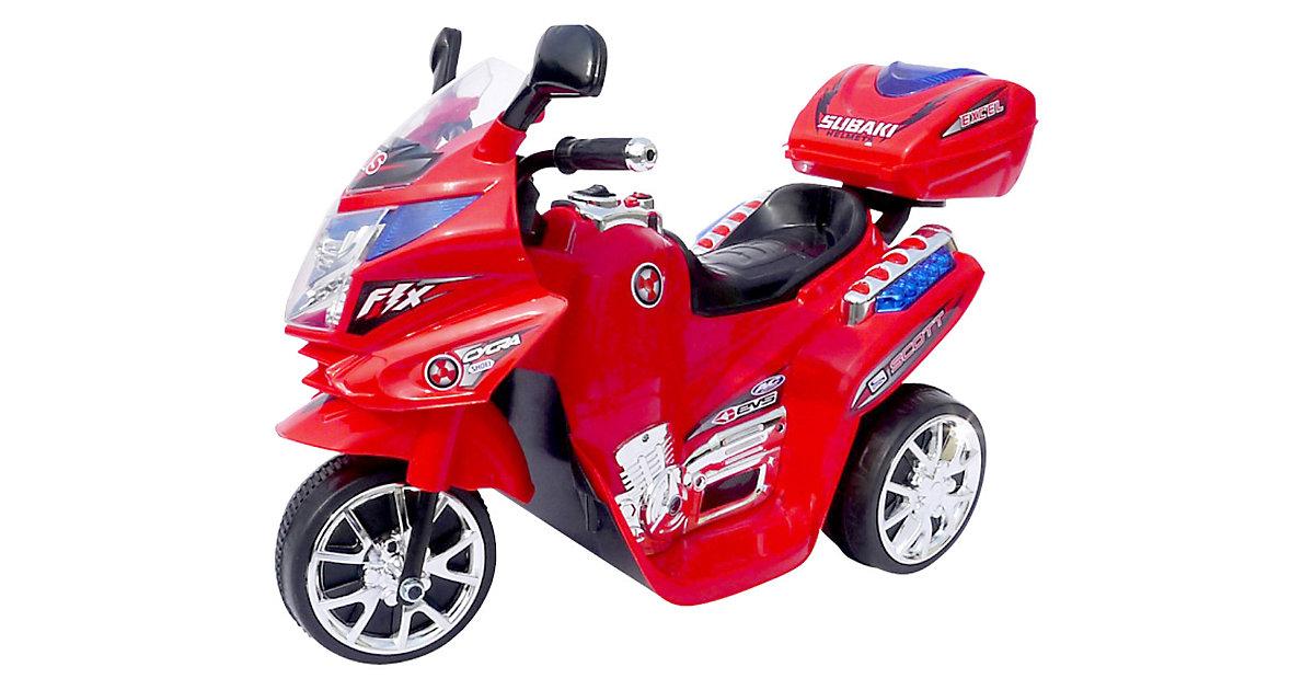 Kinder Elektromotorrad C051 silber