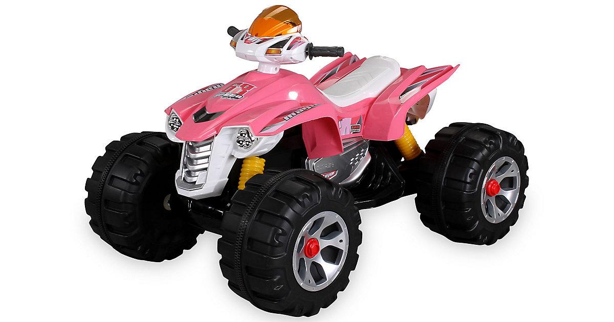 Kinder Elektroauto Quad Burst JS318 pink