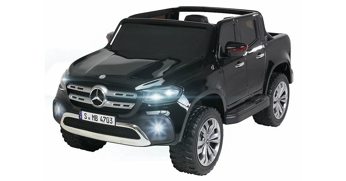 Kinder Elektroauto Mercedes Benz X-Klasse 470 Lizenziert schwarz