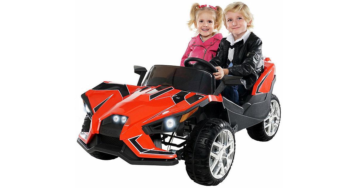 Kinder Elektroauto GT Super Speed JC888 rot