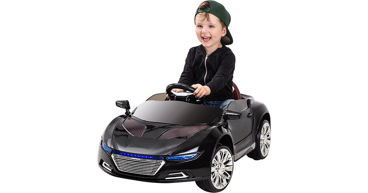 Kinder Elektroauto Spyder A228 schwarz