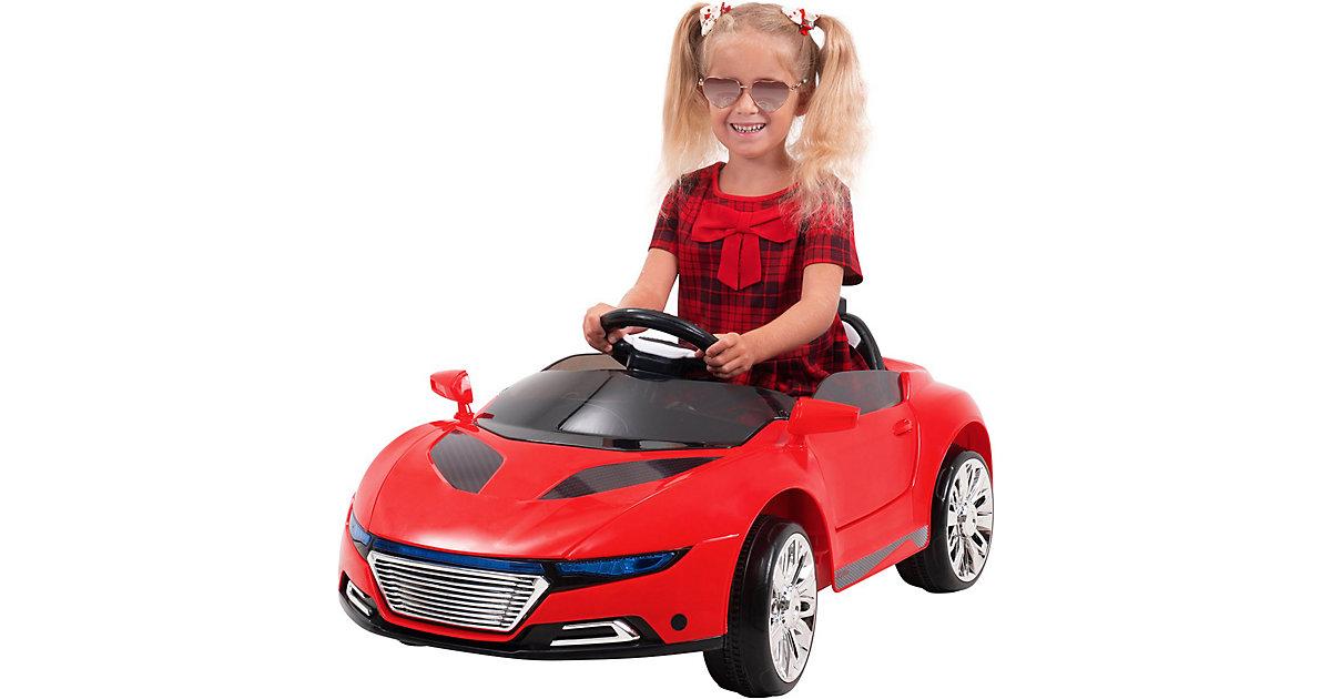 Kinder Elektroauto Spyder A228 rot