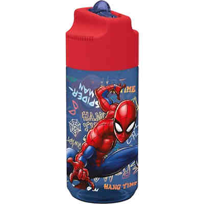 Tritan-Trinkflasche Spiderman, 430 ml