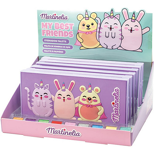 Набор детской декоративной косметики Martinelia с зеркалом от Martinelia
