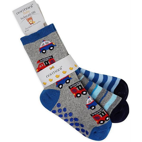 Unisex 3 Paar Socken für Babys und Kleinkinder