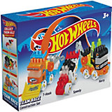 Конструктор Bauer Hot Wheels 3 машинки
