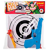 """Игровой набор Bauer """"Спецназ"""" Пистолет с мишенью"""