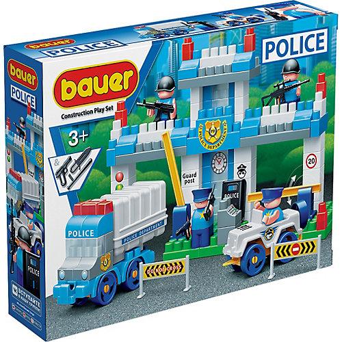 """Конструктор Bauer """"Полиция"""" Полицейский участок от Bauer"""
