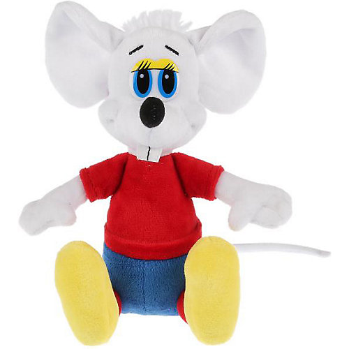 """Мягкая игрушка озвученная Мульти-Пульти """"Белый мышонок"""" от Мульти-Пульти"""